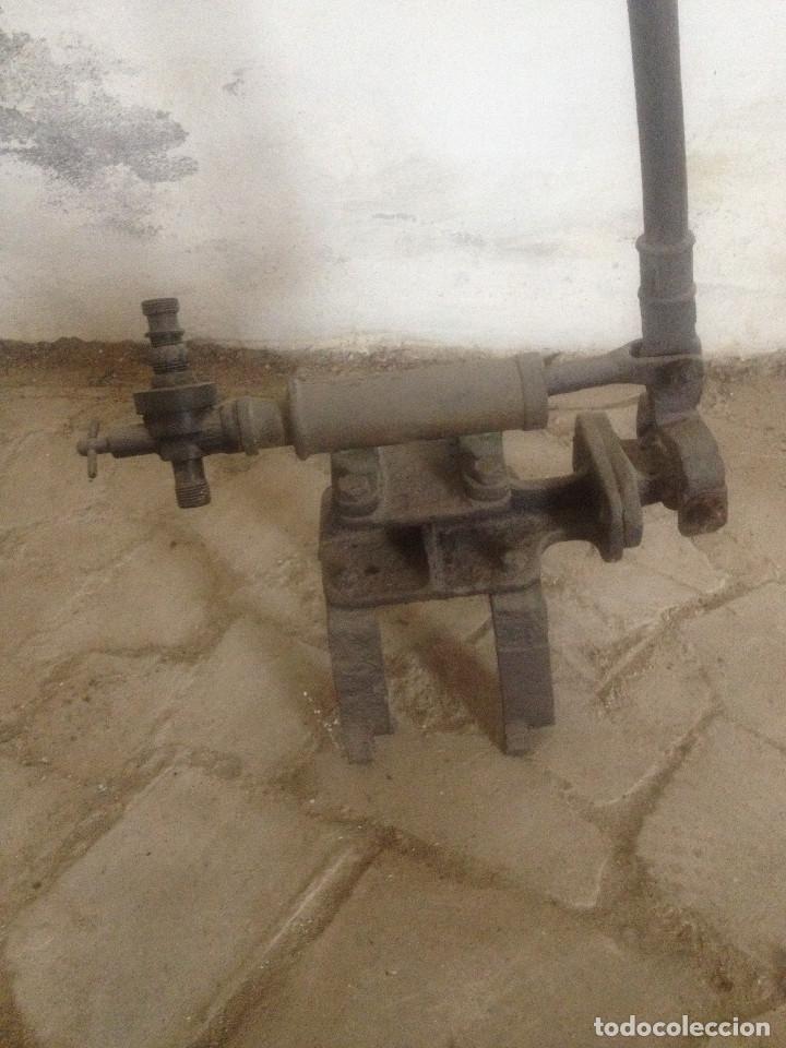 Antigüedades: BOMBAS HIERRO AGRICULTURA - Foto 18 - 78087565