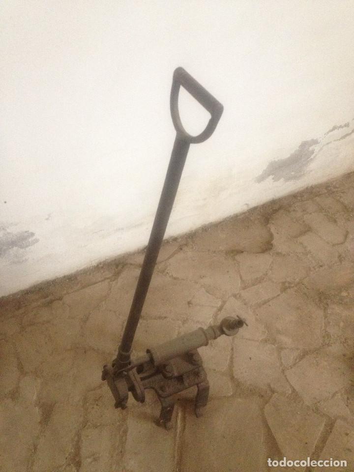 Antigüedades: BOMBAS HIERRO AGRICULTURA - Foto 25 - 78087565