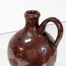 Antigüedades: VASIJA. CERÁMICA. ESMALTADA. ESPAÑA. SIGLO XIX-XX.. Lote 78147541