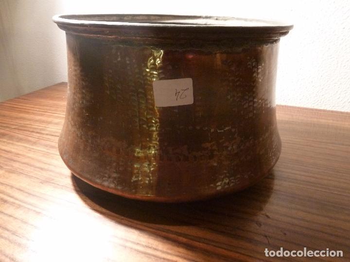 Antigüedades: cubo de cobre 24 - Foto 3 - 78153829