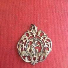 Antigüedades: MEDALLA DE PLATA S. XVIII.. Lote 78168833