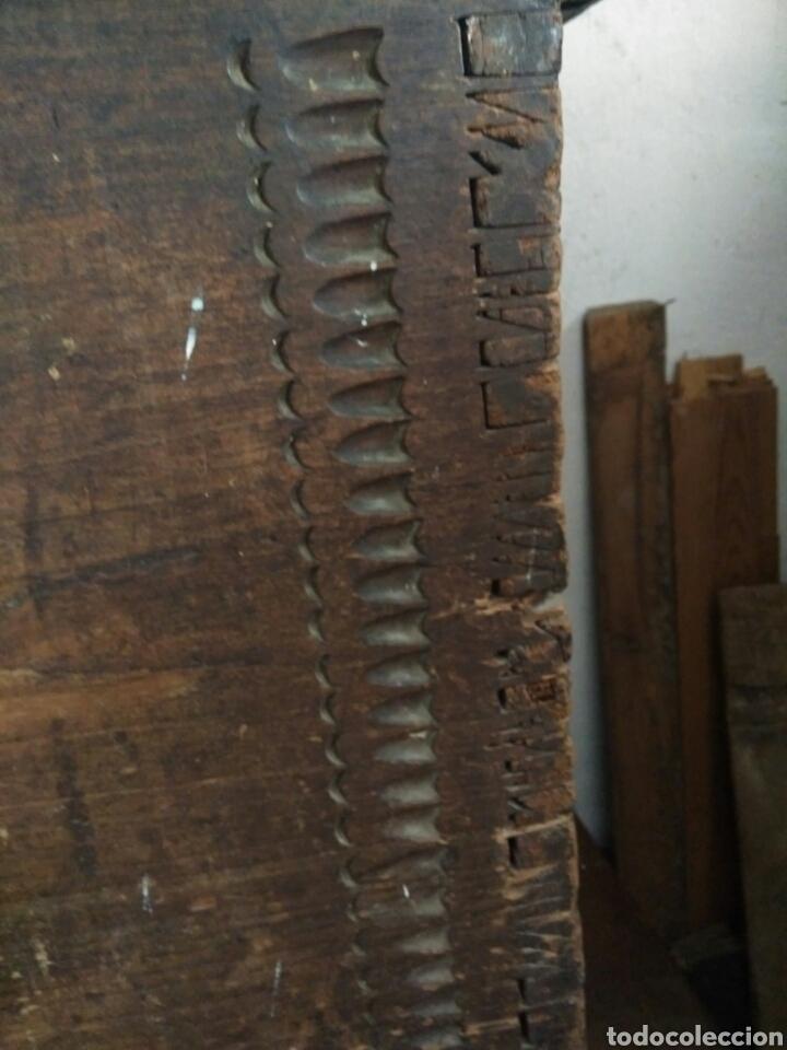 Antigüedades: Arcon de cedro siglo XVI - Foto 7 - 78252859