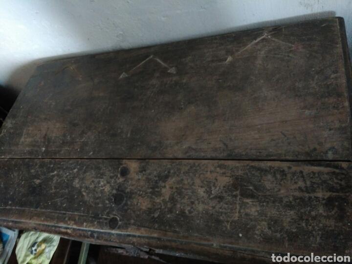 Antigüedades: Arcon de cedro siglo XVI - Foto 8 - 78252859