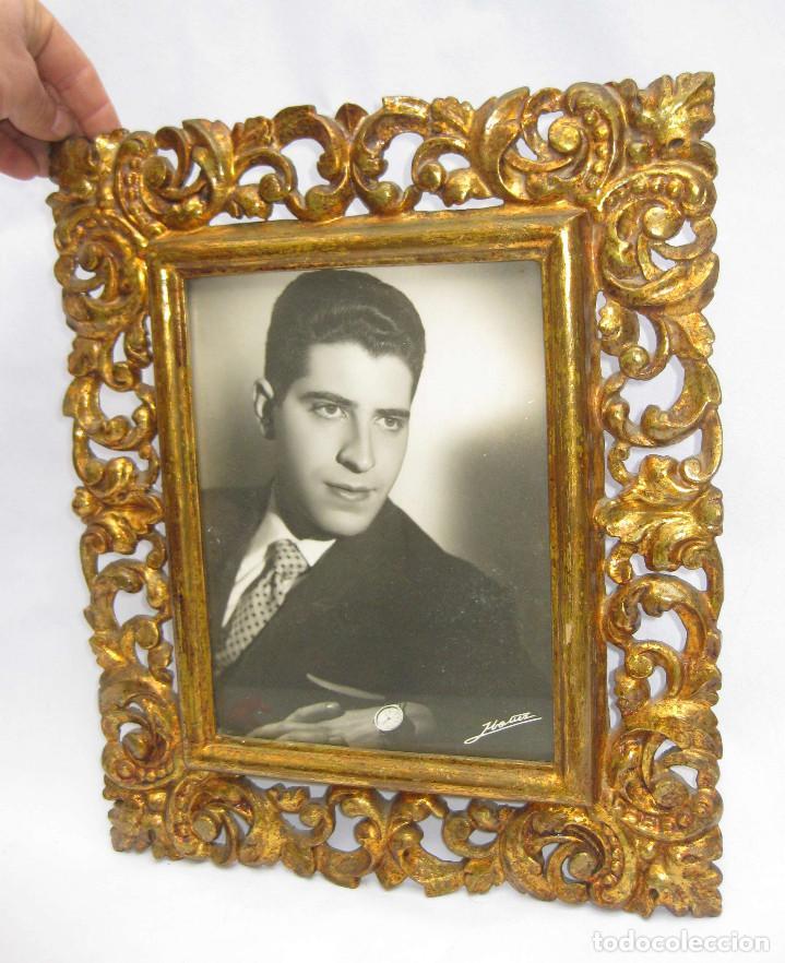 precioso portafotos o marco madera para cuadro - Comprar Portafotos ...