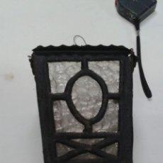 Antigüedades: FAROL ANTIGUO . BUEN ESTADO. Lote 78307773