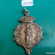 Antigüedades: MEDALLA RELIGIOSA VIRGEN DEL VALLE, TOLEDO. Lote 78353825