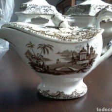 Antigüedades: SALSERA DE PICKMAN. Lote 78402429