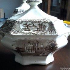 Antigüedades: SOPERA DE PICKMAN S XIX. Lote 78403577