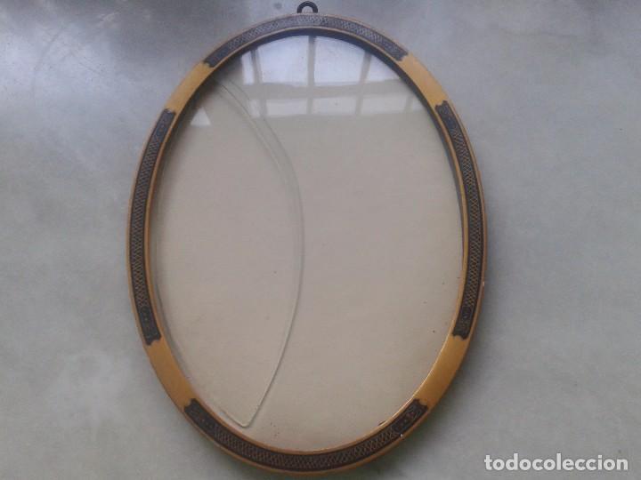 antiguo marco ovalado. la veneciana de zaragoza - Comprar Marcos ...