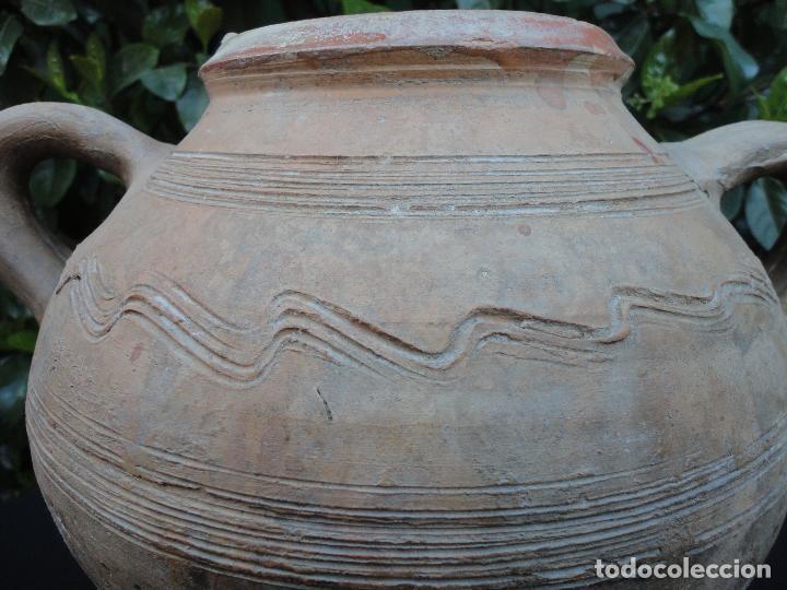 Antigüedades: Alfarería catalana: Gerra (orza) de Figueres - Foto 2 - 78441109