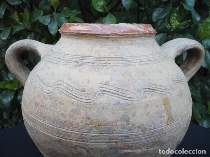 Antigüedades: Alfarería catalana: Gerra (orza) de Figueres - Foto 4 - 78441109