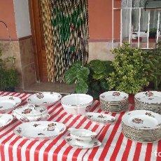 Antigüedades: PRECIOSA VAJILLA DE LIMOGES.. Lote 78454105