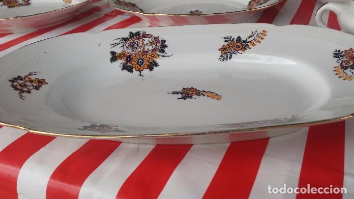 Antigüedades: preciosa vajilla de limoges. - Foto 17 - 78454105