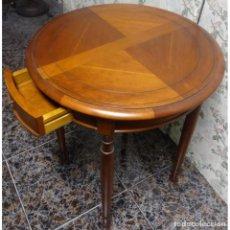 Antigüedades: VELADOR CEREZO ALBA MEDIDAS 60 X 68. Lote 78456325