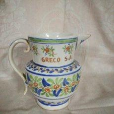 Antigüedades: JARRA CERÁMICA GRECO, SA. Lote 78456638