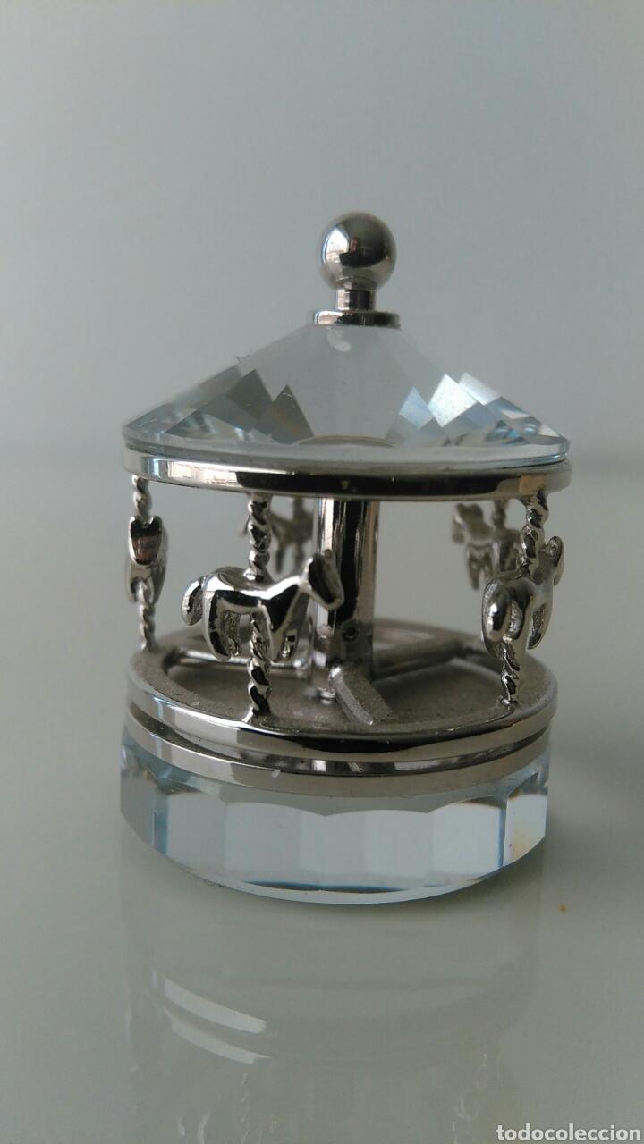 MINIATURA CRISTAL SWAROVSKI (Antigüedades - Cristal y Vidrio - Swarovski)
