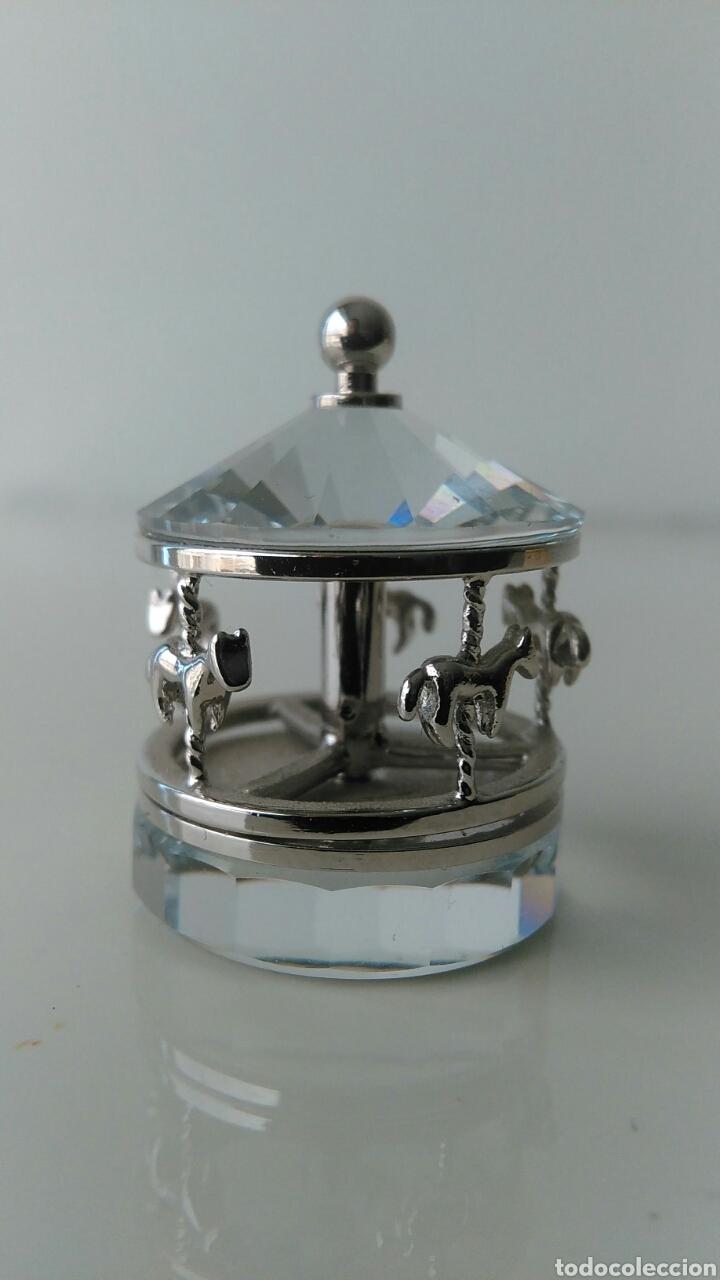 Antigüedades: Miniatura cristal Swarovski - Foto 5 - 78541893