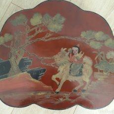 Antigüedades: GRAN CAJA CHINA S.XIX DINASTÍA CHING PERIODO KUANG HSU 1875-1908. Lote 78613161