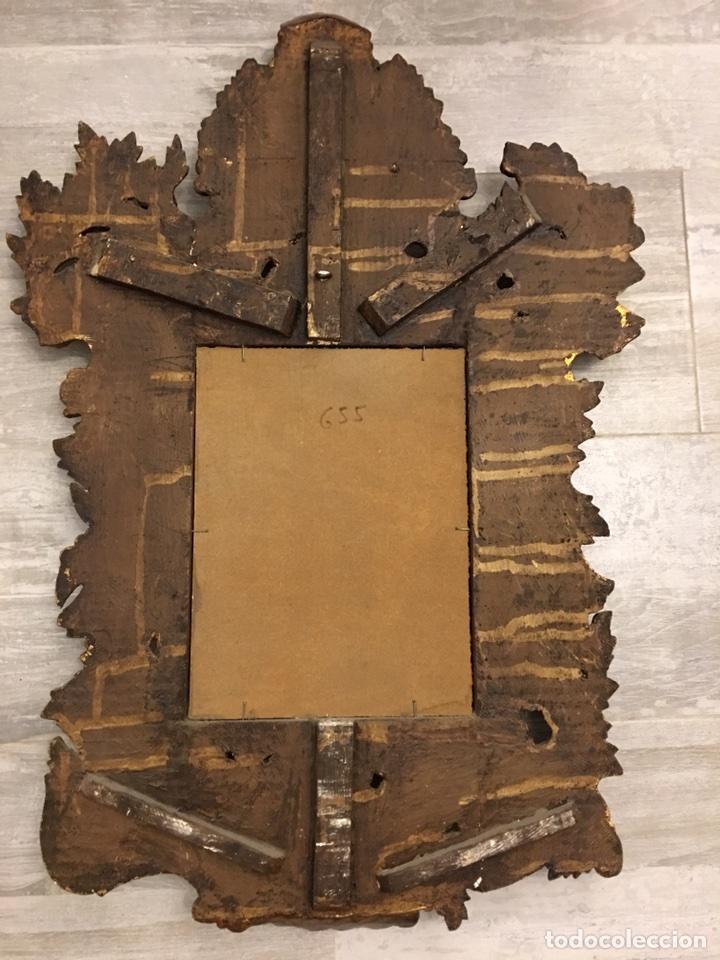 Antigüedades: ESPEJO CORNUCOPIA - Foto 4 - 66876386