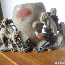 Antigüedades: FIGURA ORIENTAL. Lote 78640021