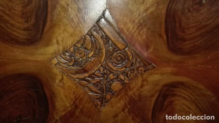 Antigüedades: mesa art deco - Foto 5 - 78666241