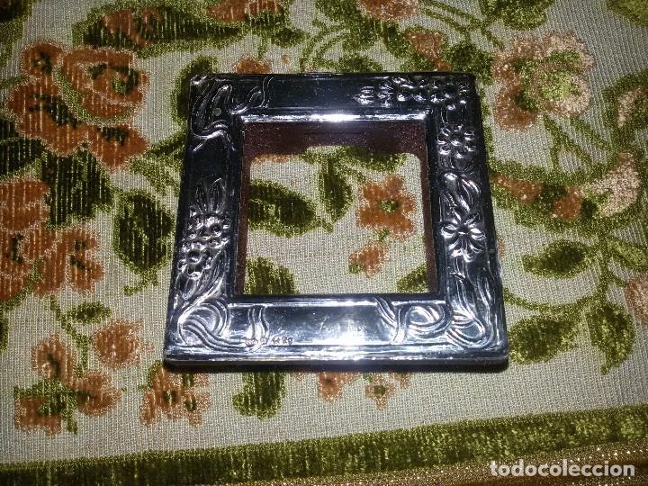 pequeño marco de plata - Comprar Marcos Antiguos de Cuadros en ...