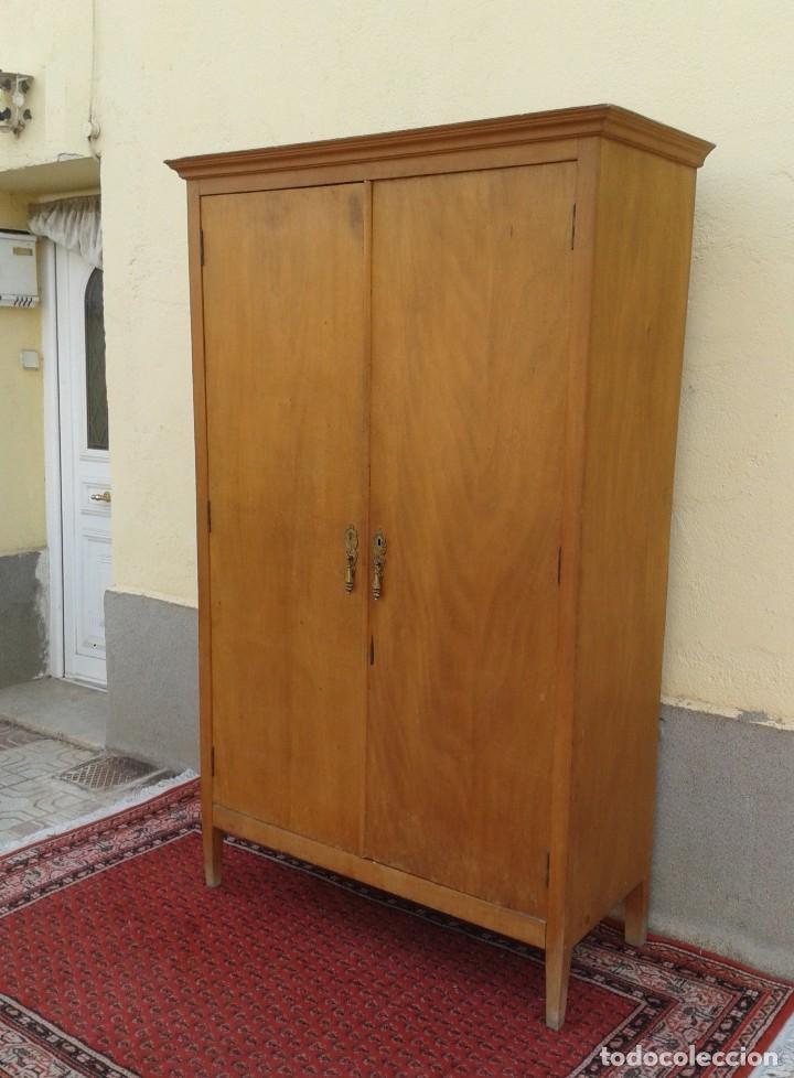 armario antiguo retro vintage, años 50, mueble - Comprar Armarios ...