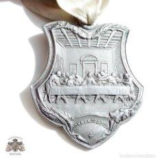 Antigüedades: MEDALLA 1907 JUEVES EUCARISTICOS - REPARACIÓN - CONMEMORACIÓN . Lote 79016697