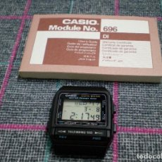 Relojes - Casio: ANTIGUO RELOJ CASIO DBX-101W. Lote 79033261