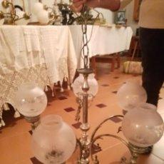 Antigüedades: LAMPARA . Lote 79178825