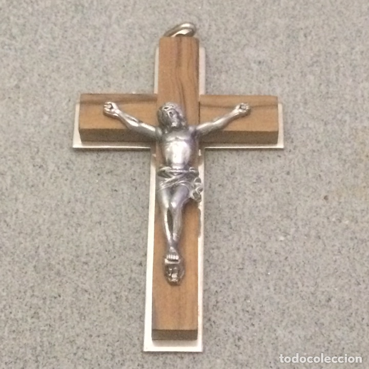 CRUCIFIJO (Antigüedades - Religiosas - Crucifijos Antiguos)