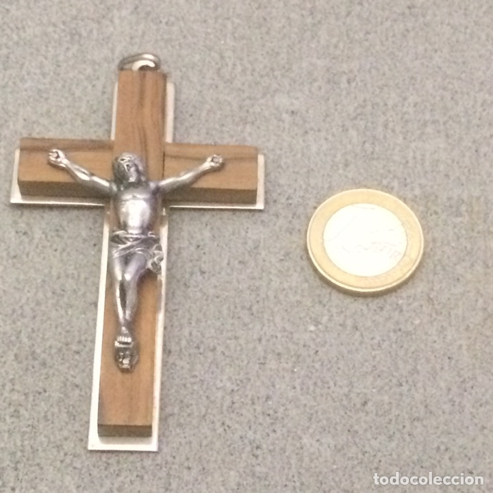 Antigüedades: Crucifijo - Foto 3 - 79181950