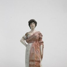 Antigüedades: FIGURA DE LA TIRANA. ALGORA, 1989.. Lote 79247213
