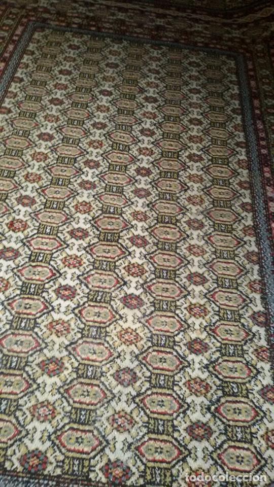 Antigüedades: alfombra - Foto 3 - 65854514