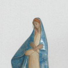 Antigüedades: FIGURA PORCELANA LLADRO VIRGEN MARIA MATER - HOLY MOTHER - REF.010.12365 CON CAJA ORIGINAL. Lote 79348881