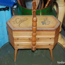 Antigüedades: ANTIGUO COSTURERO. Lote 79493245