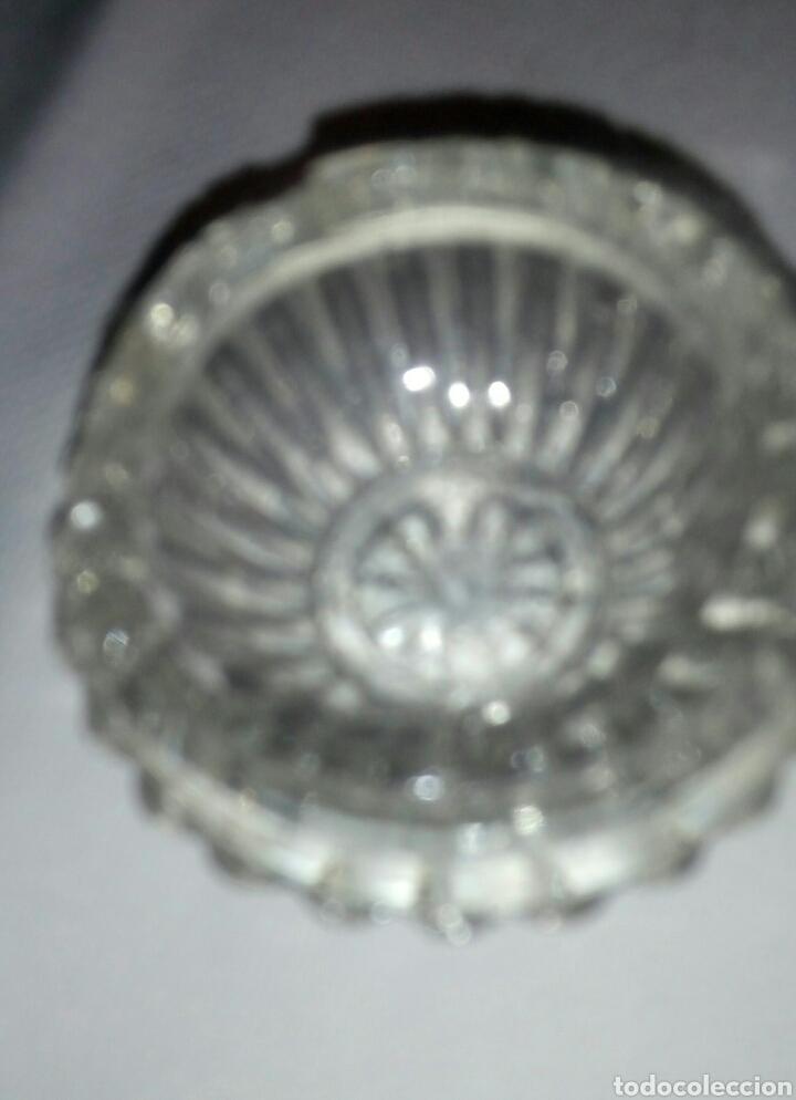 Antigüedades: Especiero cristal cartagena - Foto 3 - 79627398