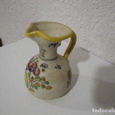 Antigüedades: JARRA PEQUEÑA DE TALAVERA. Lote 79652157
