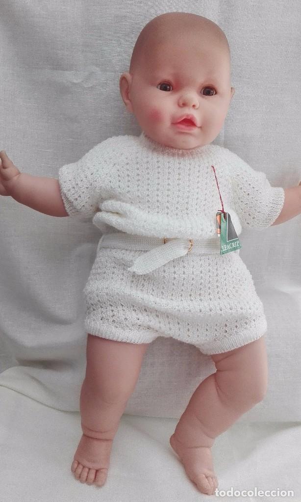 PELELE INFANTIL FABRICADO EN ESPAÑA AÑOS 70 .NUEVO (Antigüedades - Moda y Complementos - Infantil)