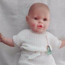 Antigüedades: PELELE INFANTIL FABRICADO EN ESPAÑA AÑOS 70 .NUEVO. Lote 79659525