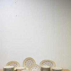 Antigüedades: VAJILLA ANTIGUA DE PORCELANA LIMOGES. Lote 79769509