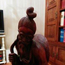Antigüedades: FIGURA ORIENTAL DE PALOROSA. Lote 79771173