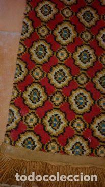 Antigüedades: alfombra de pasillo - Foto 6 - 46614695