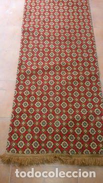 Antigüedades: alfombra de pasillo - Foto 7 - 46614695