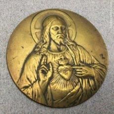Antigüedades: SAGRADO CORAZÓN DE JESUS. Lote 79791825