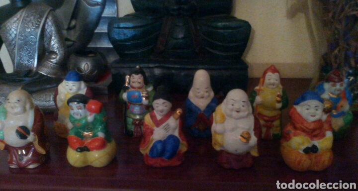 budas de cermica pintados a manodioses japone Comprar Porcelana