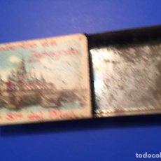 Antigüedades: PEQUEÑA CAJA BOMBONES ORUS 1915. Lote 79913453