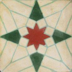 Antigüedades: ANTIGUA RAJOLA HIDRAULICA CATALANA,SELLADAS. Lote 79926617