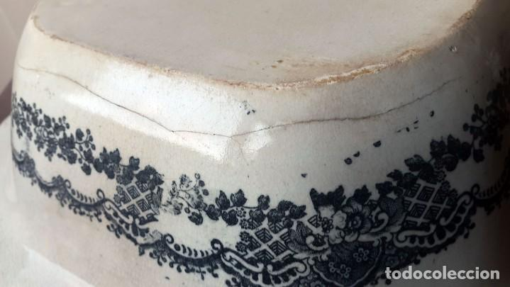 Antigüedades: FUENTE PICKMAN Y CIA, SEVILLA 1870-VENECIA- VARIOS SELLOS.36cmX28cm. - Foto 8 - 80019649