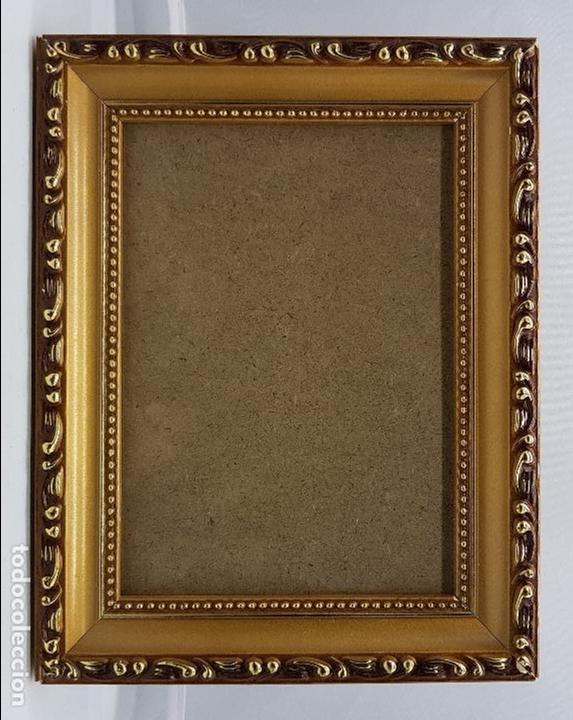 marco para fotos de estilo retro en madera en m - Comprar Marcos ...